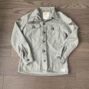 TNA military jacket size XS